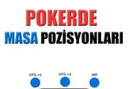 Poker oynarken masadaki konumunuz önemli mi ? Bu konuda tüm merak edilen noktaları yazımızda açıkladık.
