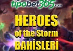 Tipobet bahis sitesinde heroes of the storm bahisleri nasıl yapılır ?