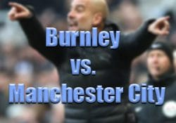 Burnley - Manchester City bahis tahmini