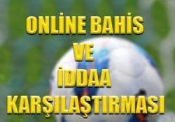 Online bahis ve iddaa karşılaştırması