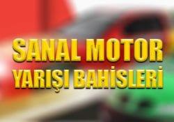Sanal motor yarışı bahisleri